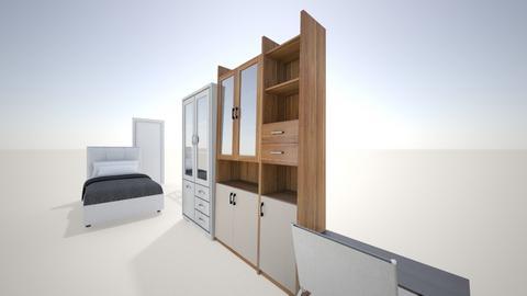 efecien room making - Minimal - Living room  - by fadelma25