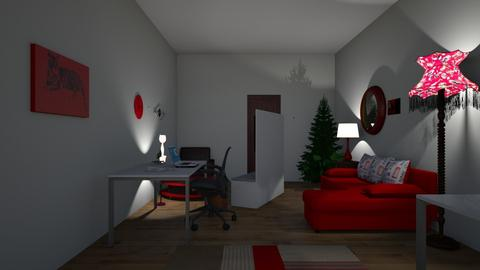 MY ROOM - Office  - by ANTOINE ANDREOU