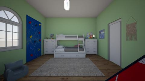 Kids bedroom - Kids room  - by kayolson