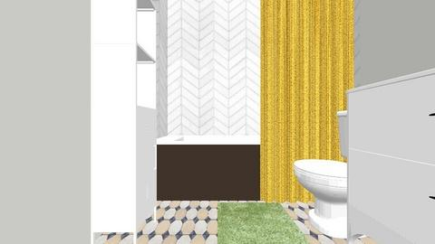 p2 - Bathroom  - by D379