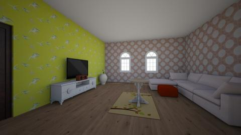 sufragerie - Classic - Bedroom - by Roxi1560