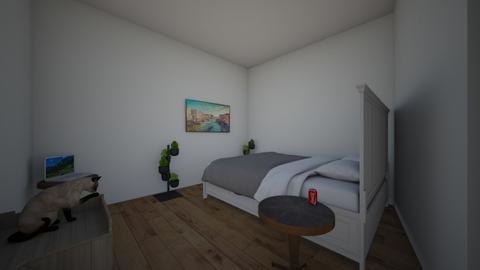sypialnia - Bedroom - by KarolXD