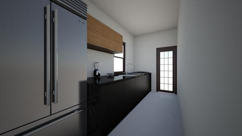k1 - Kitchen - by majocosain
