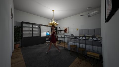 love room - Bedroom  - by catrinha