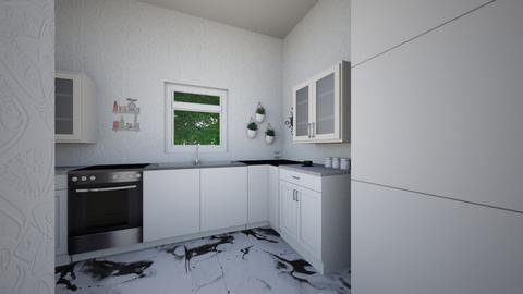 kitchen - Modern - Kitchen  - by Aileenjmzz