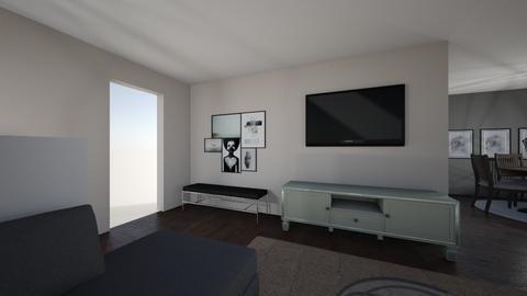 TE 2 - Living room  - by Schemes2Dreams