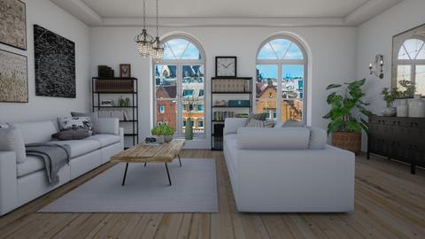 Chandeliers - Living room  - by Thrud45