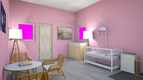 Baby or Nursery room - Kids room  - by Mary Saotome