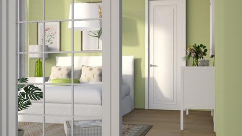 sage - Bedroom  - by Sirtzuu93