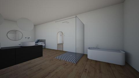 Apartamento - Modern - by Martina Tejada Reyes