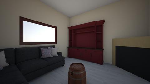 Zoltan Gabor - Living room  - by yolko67