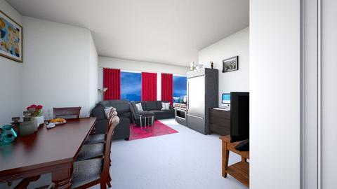 casa marlon - Living room  - by marlex010