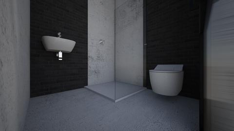 namanato - Bathroom  - by namanato