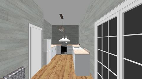 Gardner Kitchen - Rustic - Kitchen  - by SCB_Gavin11