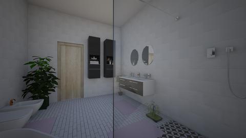 z - Bathroom  - by zuzkah