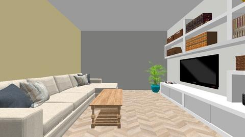 small living room - Classic - Living room - by Brights_brocks