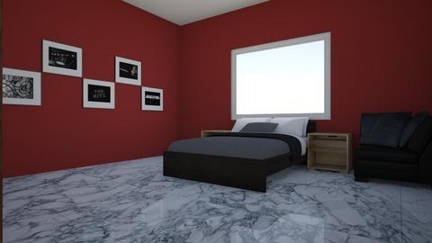 Cuarto de Daka 5 - Bedroom  - by PaolaRoque