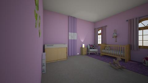 Girls Nursery - Kids room  - by ArtsyGirl4Eva