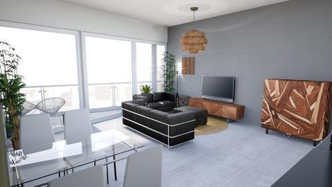 Tolhuiskade living empty - Living room  - by Patrickvh3