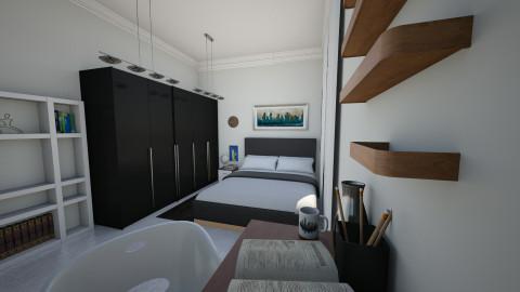 M Room - Bedroom - by AlbGre