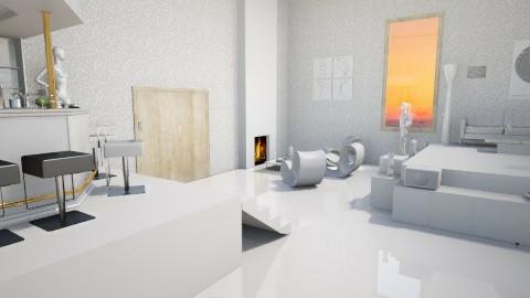 Livingparadise - Minimal - Living room  - by Gre_Taa