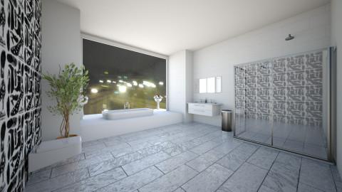 party 1 - Bathroom - by Anna Niemiec_445