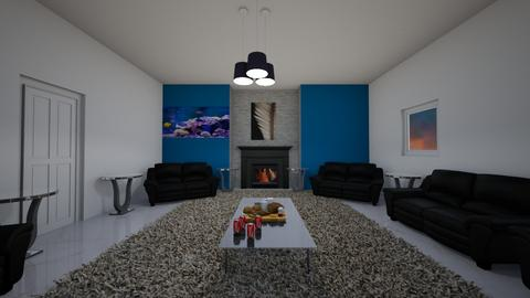 lounge - Living room  - by RhodriSimpson13