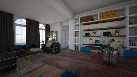 opt - Living room - by nn nn