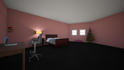 Cozy Room - Modern - Bedroom  - by Thinknoodles_Fan