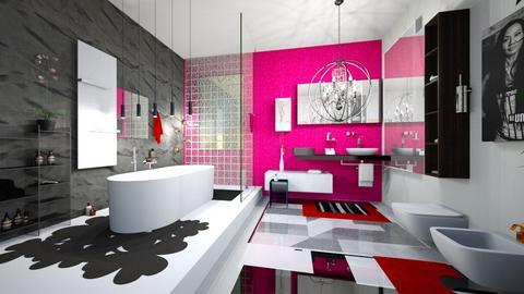 kj - Bathroom  - by TaxiMarcilla TaxM