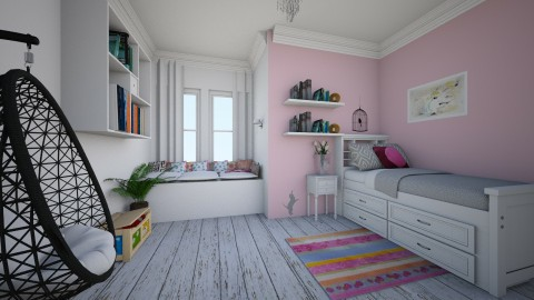 kids room - Classic - Kids room  - by karla997