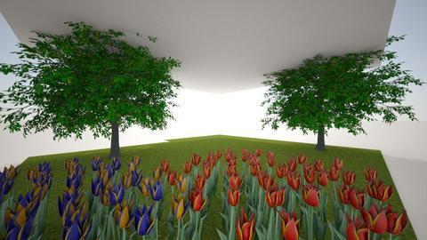 garden - Garden - by Jakubicz