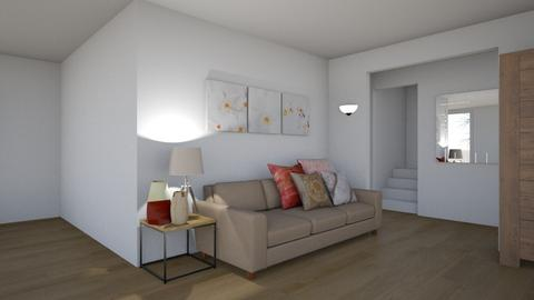 Lounge design 01 - Eclectic - Living room - by nahiret