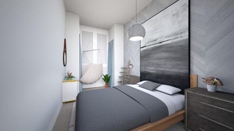 My room for the future - Bedroom - by adfgijiofdfhjb