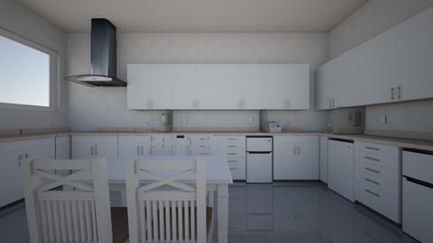 cocina altamira - Kitchen  - by MarMol