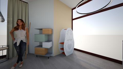 Master bedroom - Bedroom - by Meie