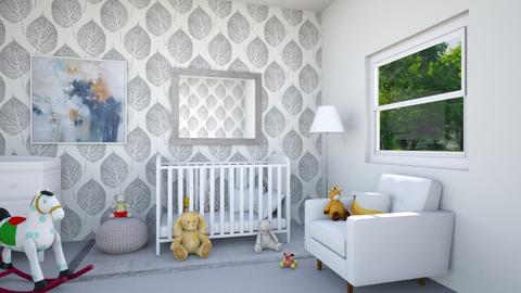 Baby bedroom - Kids room  - by Chrispow0105