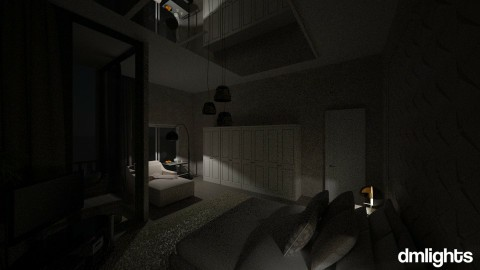 City lights - Bedroom - by DMLights-user-1310825