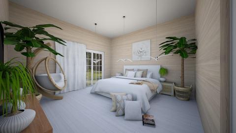 bedroom - Bedroom  - by KenzTheRoomPlaner