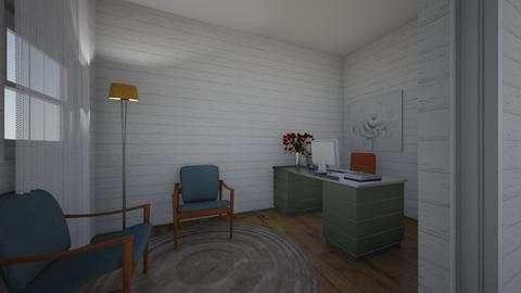 Office - Office  - by kara_is_designing
