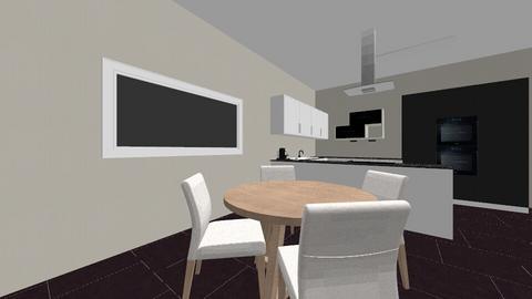 gaver 1 - Living room  - by henrykcardoen