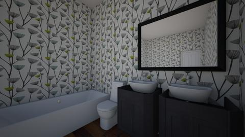 Garden Bathroom - Bathroom - by house17