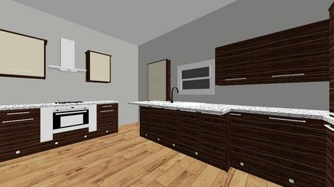 new - Kitchen  - by mofadl