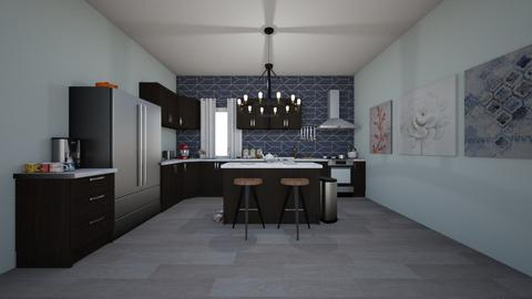 Kitchen 2 - Modern - Kitchen - by cbruno23