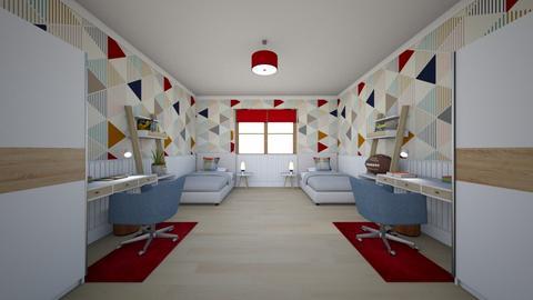 76545 - Kids room  - by AleksandraZaworska98