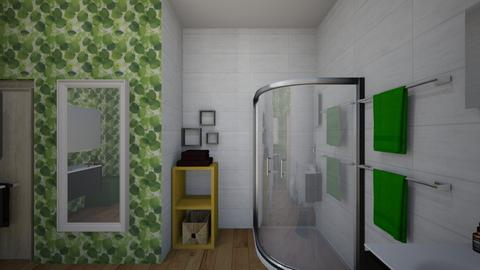 Somonino Jungle 4 - Bathroom - by superD