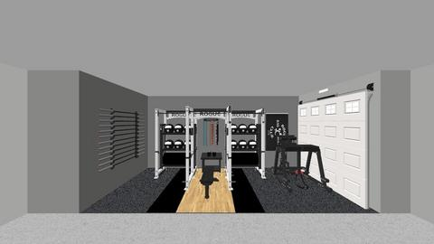 Cooper Gym - by rogue_2f16a85ab8c1a94791086362c9545