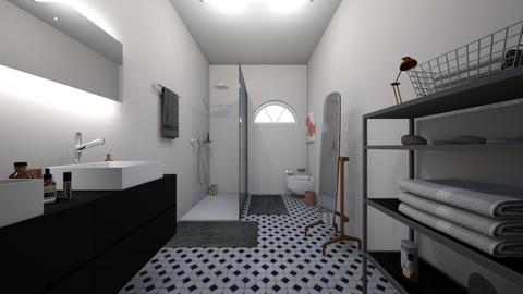 Bathroom - Modern - Bathroom  - by rayash123