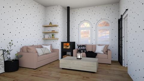 Warm living room - Living room  - by Victoria_happy2021