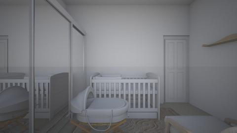 Bella Nursery Assignment - Kids room - by bechin